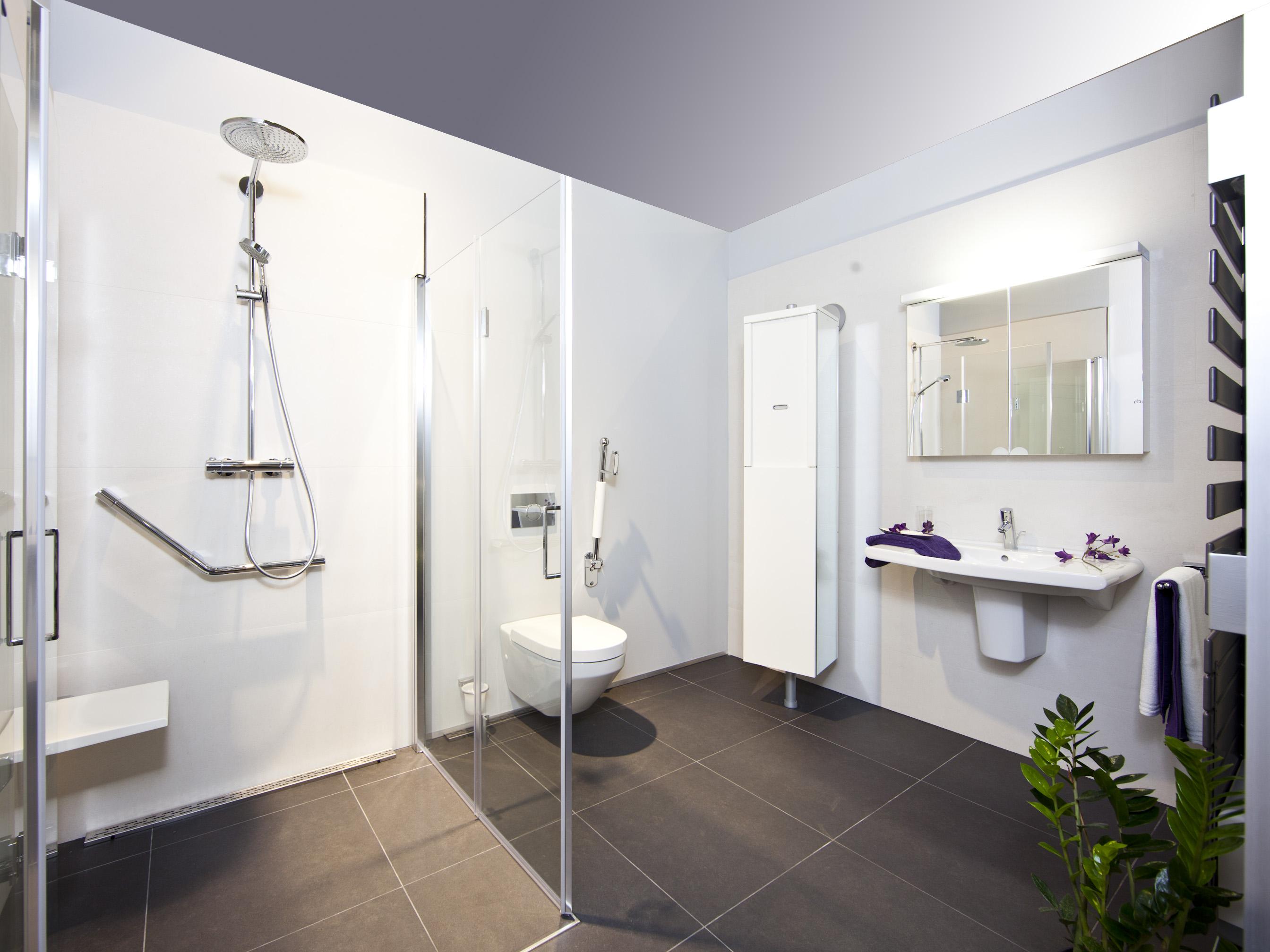 Badezimmer Sanierung  Installateur RH-Installationen  15 Wien